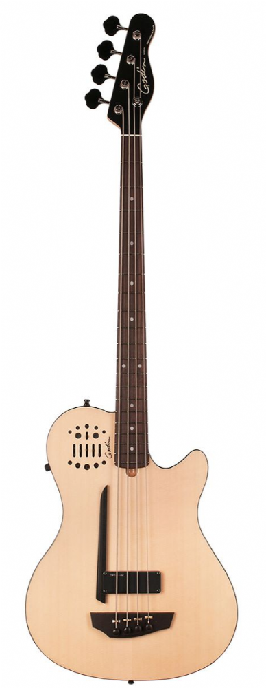 Godin A4 Bass ULTRA Natural Fretted SA